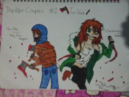 The Killer Couples :TicciWork: by CupcakeEdits20