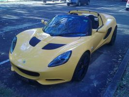 2011 Lotus Elise by TricoloreOne77