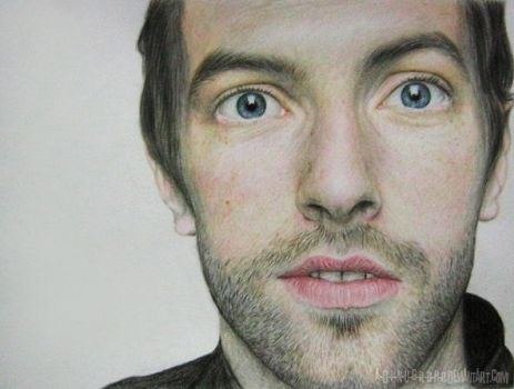 chris martin coldplay by im-sorry-thx-all-bye