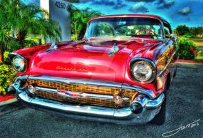 Chevy in Red by Michele720