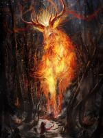 Fire elk by nofucker