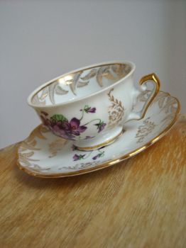 Teacup and Saucer by TinyWild