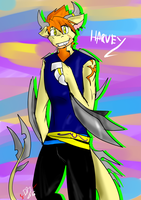Harvey by DuskDragonXIII