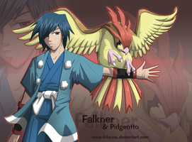 Falkner and Pidgeotto