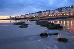 Seafront, Hastings by JakeSpain