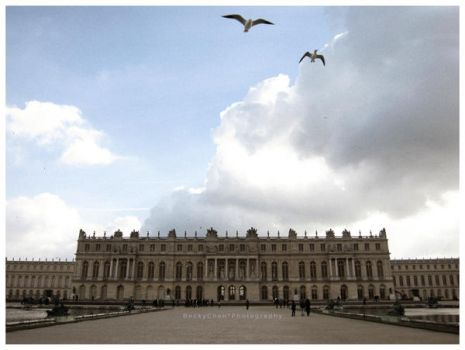 Palace of Versailles by Beeeeecky
