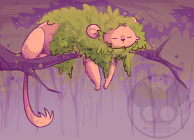 Moss by themsjolly