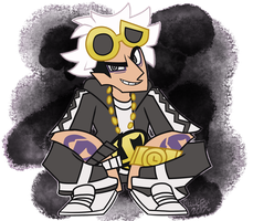 Guzma by AuraLight