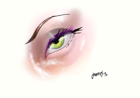Aburrido :P - Untitled Drawing by ODH77
