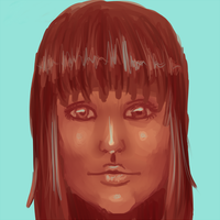 Complementary colors speed paint by Rainydaysmiles