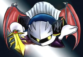 .:MetaKnight:. by Dante91