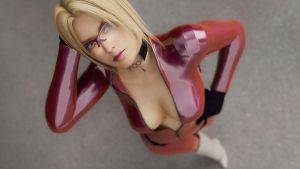 Nina Williams by Mrcoooin