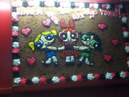PPG Cookie Cake by Sweatshirtmaster