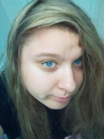 Its Was A Rainy Day So Mah Hair Got All Wet by SkittleLove1997