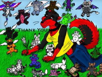 Thank You by WolvenRemorse