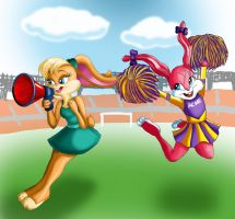 The Bunny Girls by Ryoga-rg