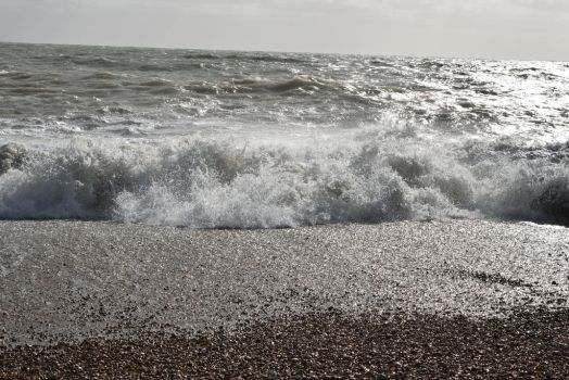 DSC 0017 Bexhill Beach by wintersmagicstock