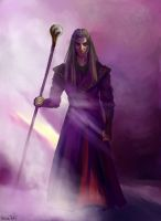 Raistlin Majere by Artafindushka