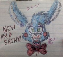 Toy Bonnie NEW AND SHINY by galaxy-livzzard
