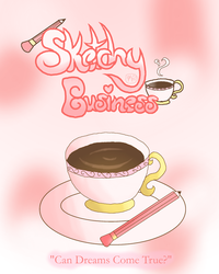 Sketchy Business - Teaser Page by Pegasisteryolo
