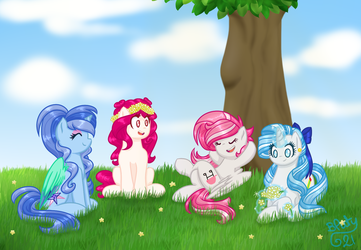 Summer is here! by Azura-Arts