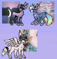 Aesthetic Adopts CLOSED by Hiibi-Adopts