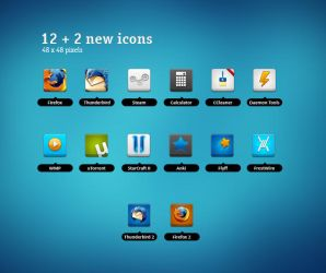 48px icons 2 by neweravin