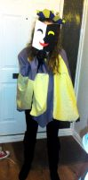 Dimentio Cosplay by lillilotus