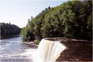 Tahquamenon Falls 8 by altered-humanity