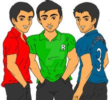 3nity Brothers 2012 by sthaque