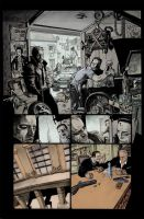 hellblazer 260 page 5 colours by gammahed