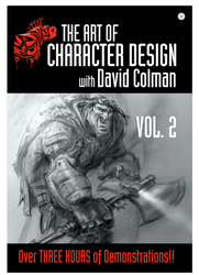 Volume 2 Available for Download by davidsdoodles