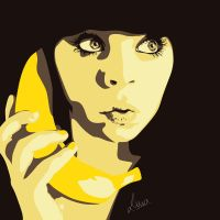 Rrring my Bananaphone by DiabolicHerz