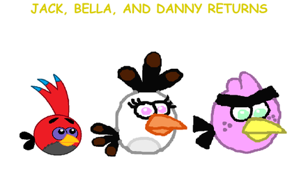 RBT S3 Ep. 1 Jack, Bella, and Danny Returns by Mario1998