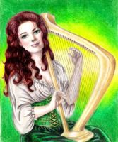 Irish Rose by ScarlettRoyale