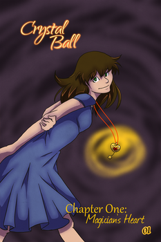 Crystal Ball by wingedpaintbrush