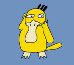 Psyduck by Frontaz