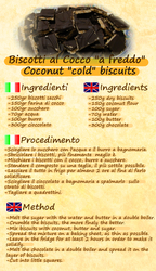 [ITA/ENG] Biscotti al Cocco/Coconut Biscuits by JEricaM