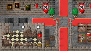 EBF5: Fortress Interior by KupoGames