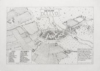 The Town of Dullvo by DanielHasenbos