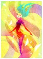 Lady of Colour by Noxmoony