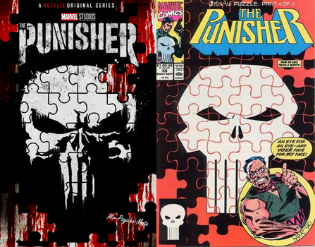 Netflix The Punisher Teaser (Side-By-Side) by Mr-Psycho-Mate
