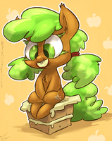 30min Challenge - Curly Cobbler by atryl