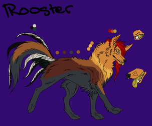 WH Commission for Rooster -UPDATED- by CattheCowardlyLion