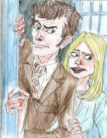 Ten and Rose by DitaDiPolvere