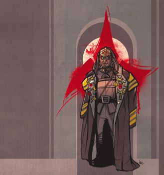 Gowron by ChemicalAlia