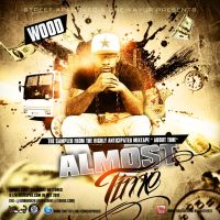 Almost Time Mixtape Cover by Numbaz