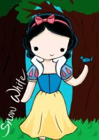 Snow White by sammers94