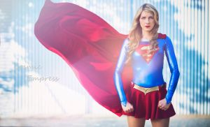 Supergirl's Ready by Cosmic-Empress