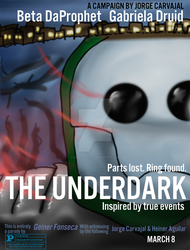 The Underdark by Soul-Dealer